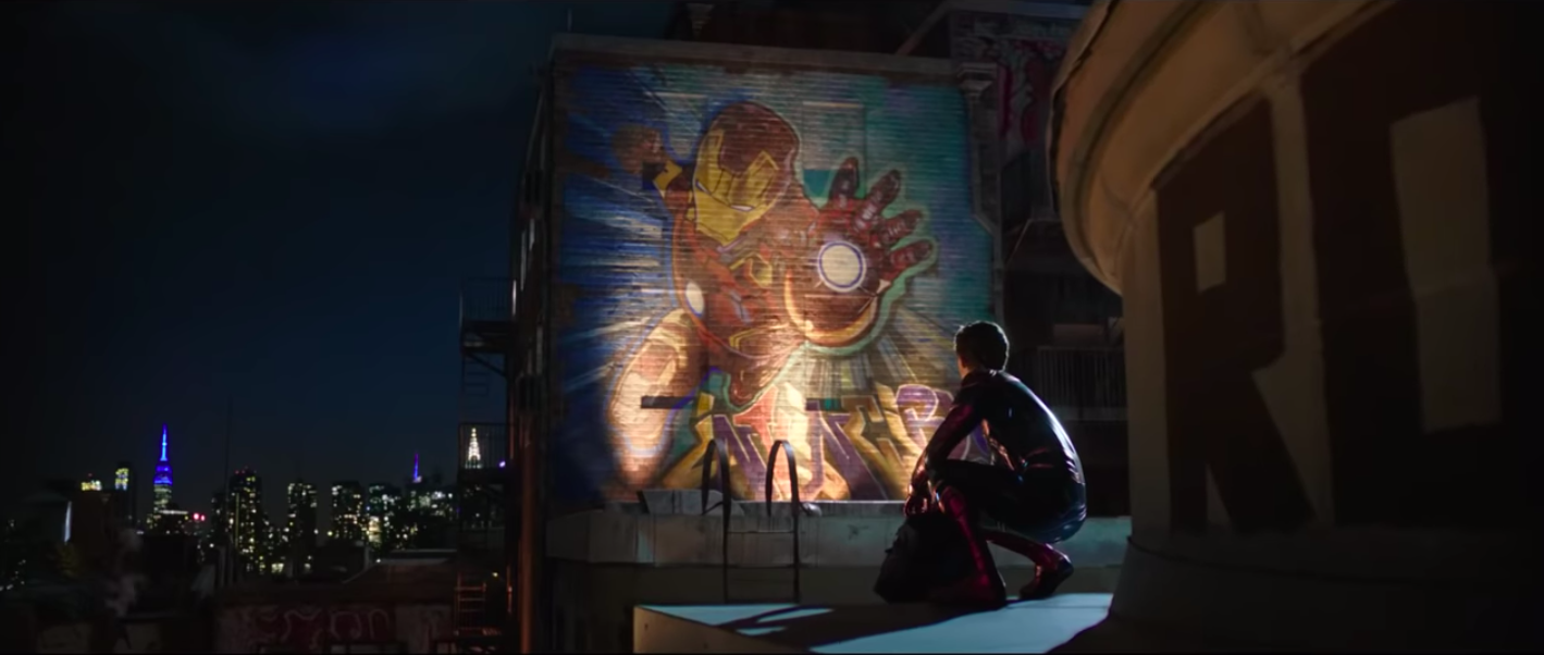 Spider-Man: Far From Home, here's the official trailer!