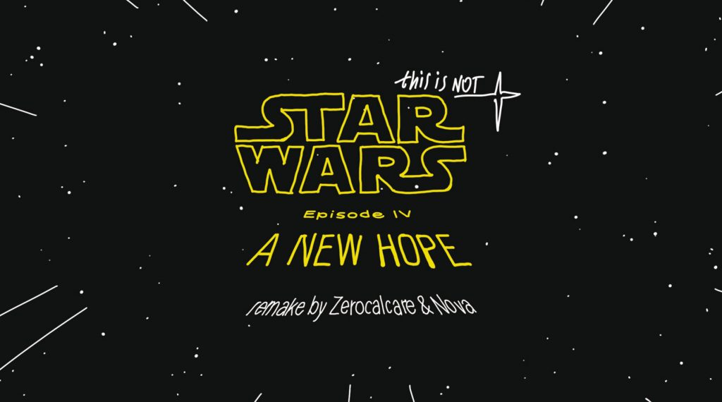 star wars This Is Not A Love Song tinals | Collater.al