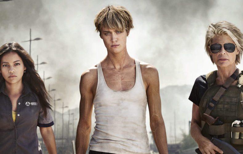 Ecco il primo trailer di Terminator: Dark Fate!