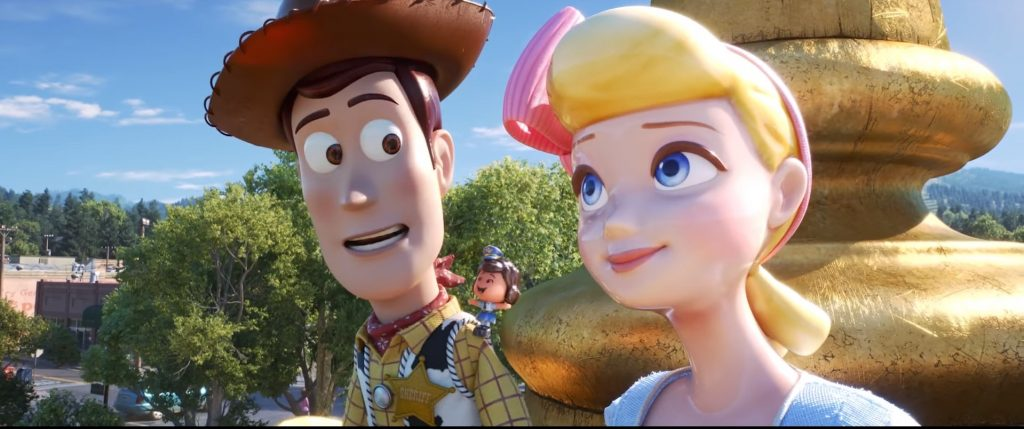 toy story 4 | Collater.al