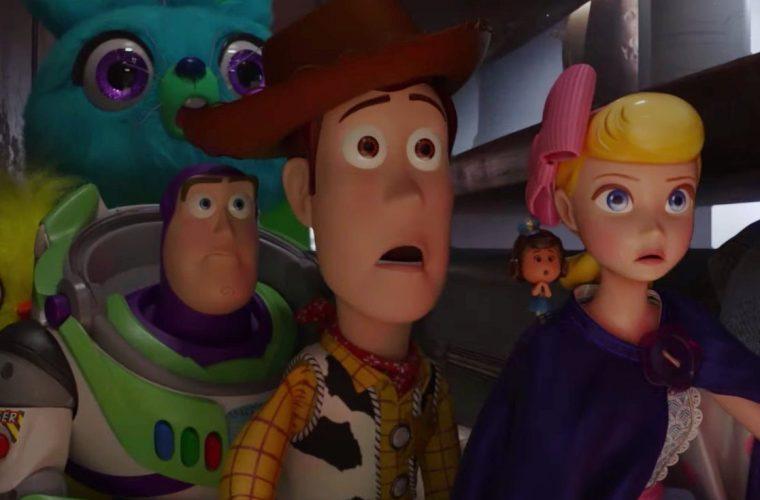 È uscito un nuovo trailer di Toy Story 4!