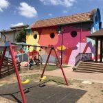 5 Torri di Pace, il murale di Massimo Sirelli   Collater.al 14