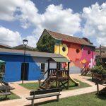 5 Torri di Pace, il murale di Massimo Sirelli   Collater.al 3