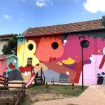 5 Torri di Pace, il murale di Massimo Sirelli   Collater.al 4