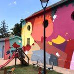 5 Torri di Pace, il murale di Massimo Sirelli   Collater.al 5