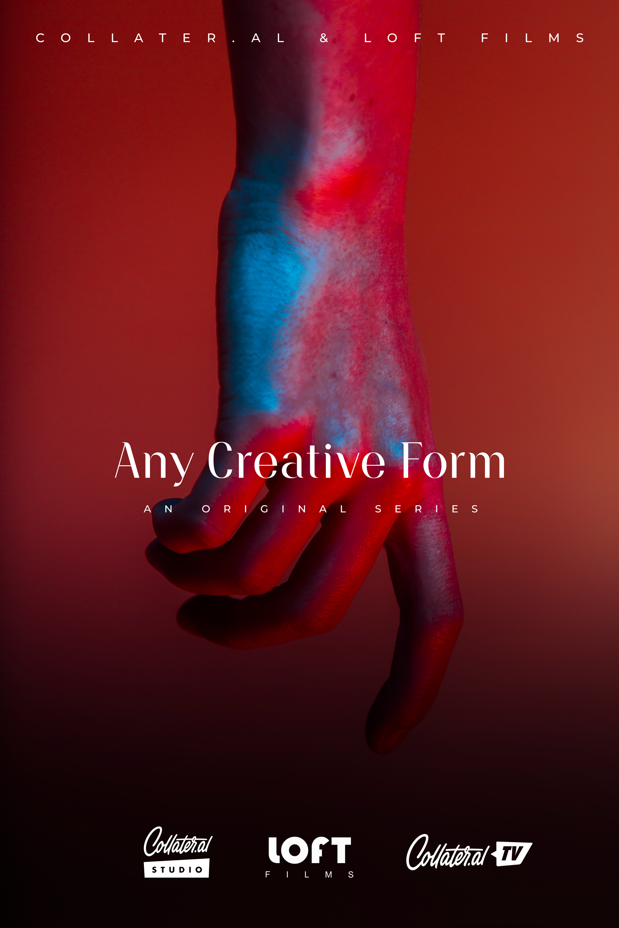 Any Creative Form, la prima docu-serie firmata Collater.al Studio