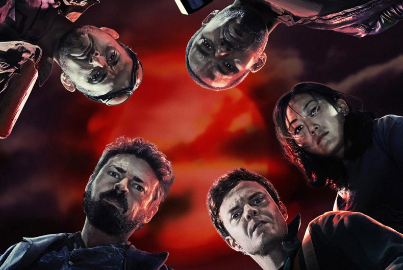 Amazon launches new superhero splatter TV series The Boys