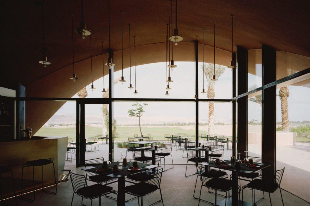 Ayla Golf Club, la clubhouse firmata Oppenheim Architecture | Collater.al