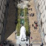 Behind the Walls Jaume Plensa | Collater.al 2