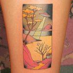 Brindi il tatuatore che mescola cultura giapponese a cultura moderna Collateral 3