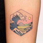 Brindi il tatuatore che mescola cultura giapponese a cultura moderna Collateral 4