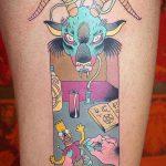Brindi il tatuatore che mescola cultura giapponese a cultura moderna Collateral 8