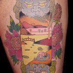 Brindi il tatuatore che mescola cultura giapponese a cultura moderna Collateral 9
