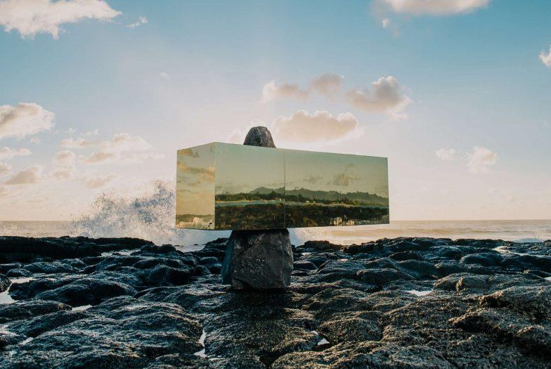 CYPRAEA: l'energia delle Mauritius attraverso i mobili