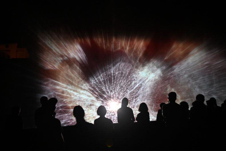 Constellation, the Festival that combines art and technology