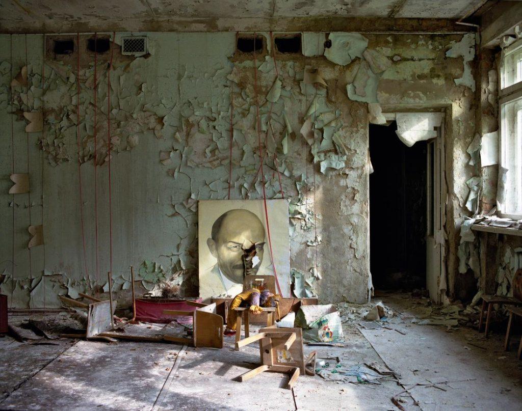 David McMillan chernobyl | Collater.al