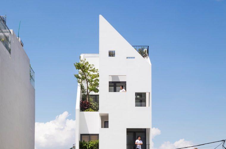 Lien Thong House, il perfetto binomio tra innovazione e semplicità