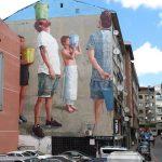 Fintan Magee, murales spettacolari ed iperrealistici | Collater.al 10