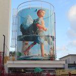 Fintan Magee, murales spettacolari ed iperrealistici | Collater.al 9