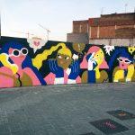 I gioiosi murales di Emily Eldridge scacciano la noia | Collater.al 1