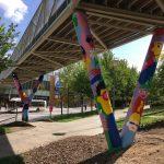 I gioiosi murales di Emily Eldridge scacciano la noia | Collater.al 13