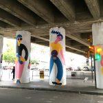 I gioiosi murales di Emily Eldridge scacciano la noia | Collater.al 14