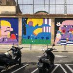 I gioiosi murales di Emily Eldridge scacciano la noia | Collater.al 15