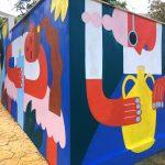 I gioiosi murales di Emily Eldridge scacciano la noia | Collater.al 17