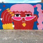 I gioiosi murales di Emily Eldridge scacciano la noia | Collater.al 2