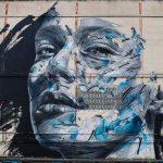 I ritratti astratti nella street art di Hopare | Collater.al 2