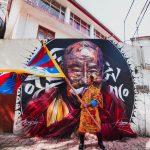 I ritratti astratti nella street art di Hopare | Collater.al 4