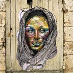 I ritratti astratti nella street art di Hopare | Collater.al 5