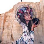 I ritratti astratti nella street art di Hopare | Collater.al 7