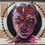 I ritratti astratti nella street art di Hopare | Collater.al6