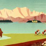 Il mondo illustrato sulla Moleskine di Fabio Consoli | Collater.al 9