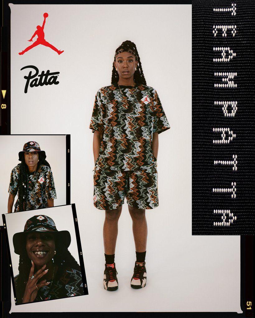 Jordan Brand collabora per la prima volta con un brand europeo, Patta | Collater.al