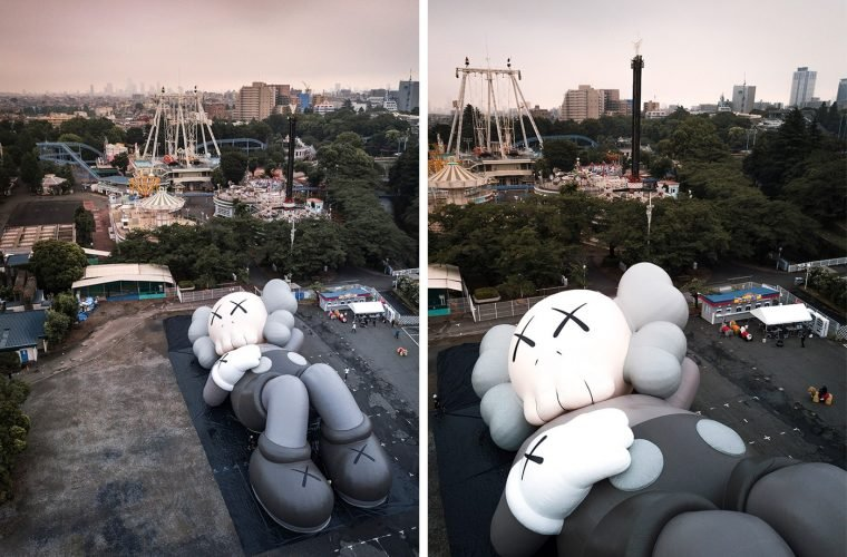 KAWS collaborates again with AllRightsReserved