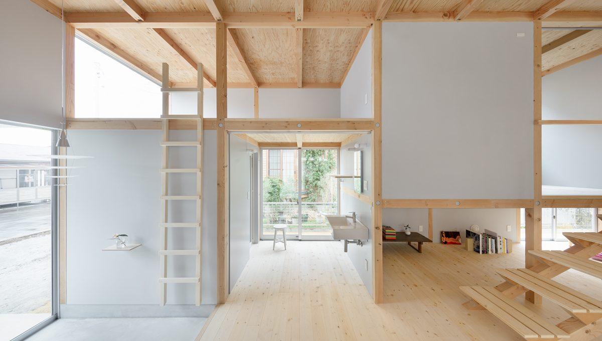 Koda Townhouse: la casa in costante evoluzione