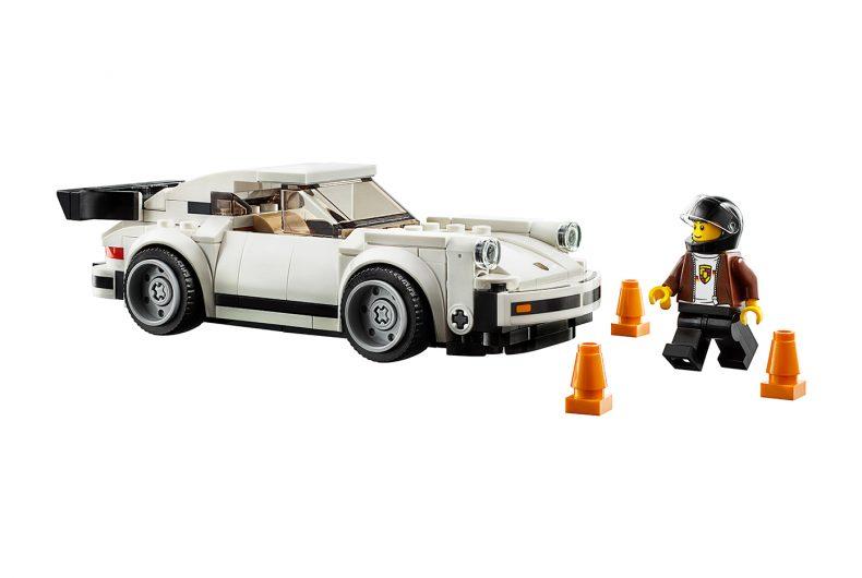 LEGO rebuild the iconic Porsche 911 Turbo 3.0 1974
