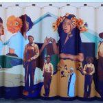 Leggende e folklore si fondono nella nella street art di Gleo | Collater.al 3