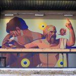 Leggende e folklore si fondono nella nella street art di Gleo | Collater.al 4