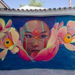 Leggende e folklore si fondono nella nella street art di Gleo | Collater.al 8