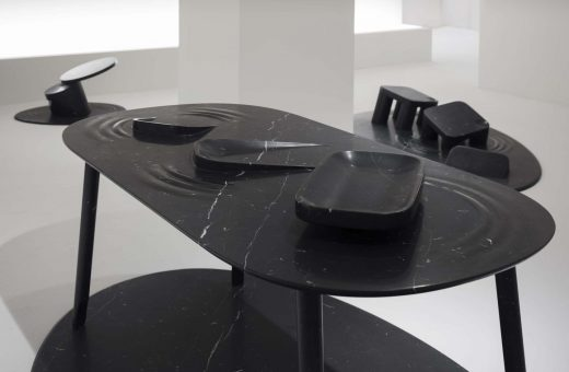 Nendo and the marble that melts on itself