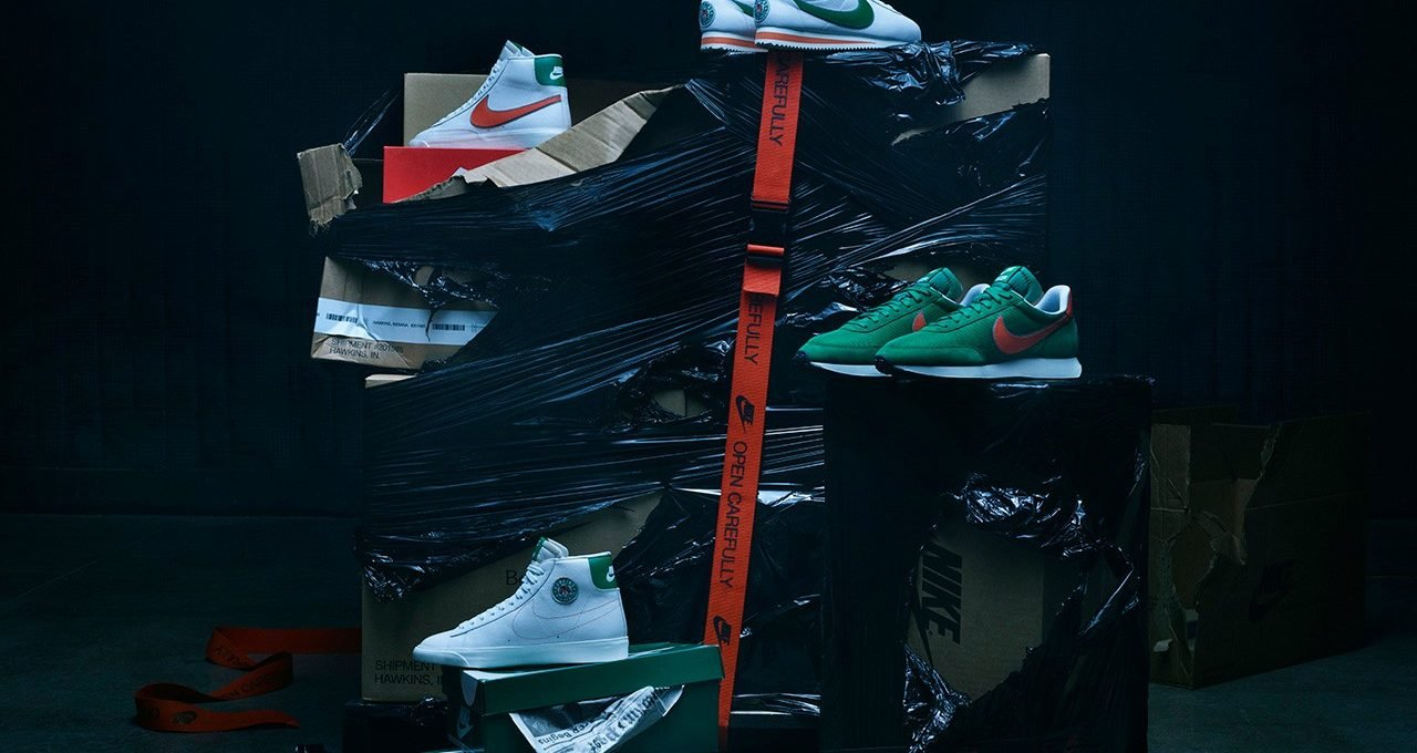 Nike unveils a brand new collaboration with Stranger Things