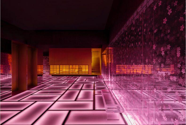 Okamase, il ristorante che unisce cultura zen e realtà virtuale