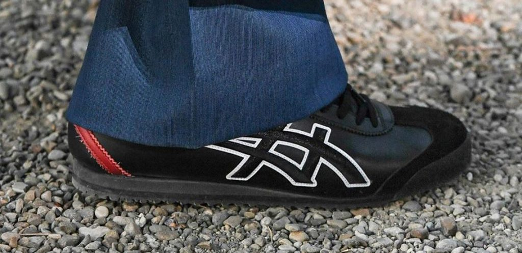 Pitti Uomo 96: Givenchy announces a collaboration with Onitsuka Tiger