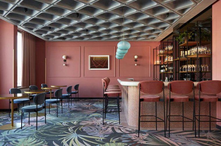 Puro Hotel in Lódź: when the past meets the present for an imaginary future