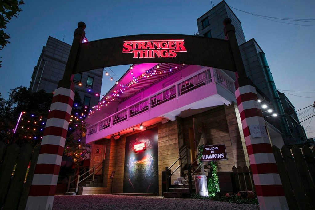 Strange Story, l'Escape Room a tema Stranger Things arriva a Seoul | Collater.al 1