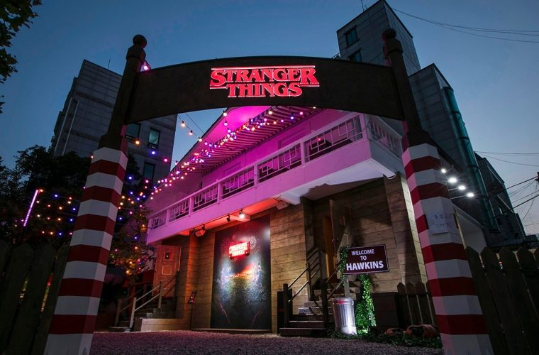 Strange Story, l'Escape Room a tema Stranger Things arriva a Seoul