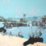 Summer Solstice, la mostra dell'artista mixed media Lizzie Gill | Collater.al 2